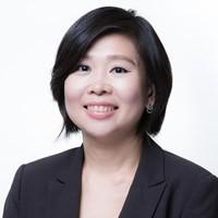 Magdalene Ang at Accounting & Finance Show Asia 2018