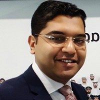 Renyl Rauf at Accounting & Finance Show Middle East 2018
