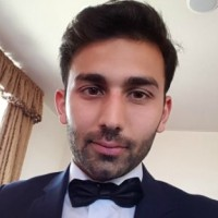 Hamza Sheikh at Accounting & Finance Show Middle East 2018
