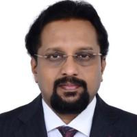 Prakash Nair at Accounting & Finance Show Middle East 2018