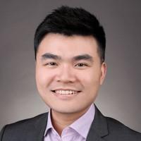 Issac Liu at Accounting & Finance Show Asia 2018