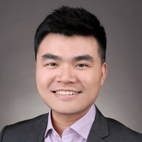 Issac Liu at Accounting & Finance Show Asia 2018