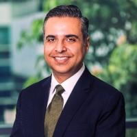 Kamlesh Mahtani at Accounting & Finance Show Asia 2018