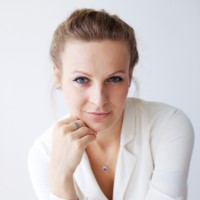 Denisa Rinakova at Accounting & Finance Show Asia 2018