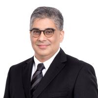Sanjay Sachdev at Accounting & Finance Show Asia 2018