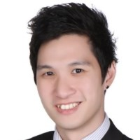 Jasper Wong at Accounting & Finance Show Asia 2018