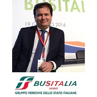 Stefano Rossi at World Rail Festival 2018