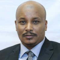 Osheik Mohamed Taher at The Mining Show 2018