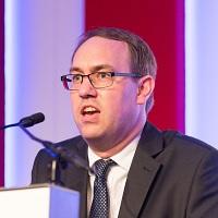 Aidan Fry at European Antibody Congress