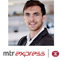 Peder Osterkamp, Chief Commercial Officer, MTR Express