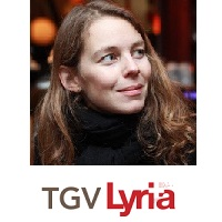 Fanny Mathey, Deputy Commercial Director, TGV Lyria