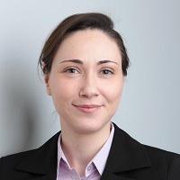 Delphine Courmier at European Antibody Congress