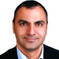 Nidal Abu-Maizer at Accounting & Finance Show Middle East 2018