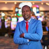 Sandise Sibanda at World Gaming Executive Summit 2018