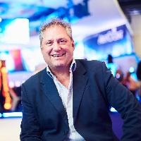 Adriaan Brink at World Gaming Executive Summit 2018