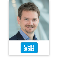 Olivier Reppert | Chief Executive Officer | Car2go » speaking at MOVE