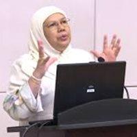 Noraini Idris at EduTECH Asia 2018
