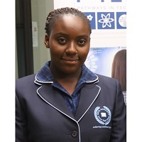 Mutinta Nanongwe, Student, Cecil Andrews College