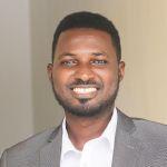 Gerard Badaweh Yitamkey at Seamless West Africa 2018