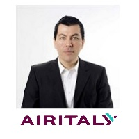 Rossen Dimitrov, Chief Customer Experience Officer, Air Italy