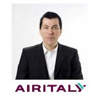 Rossen Dimitrov, Chief Customer Experience Officer, Air Italy