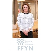 Stephanie Griffiths, CMO, Ffyn