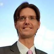 James Waldron, Head of Section, Shanghai United International School