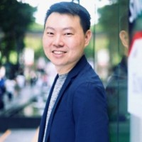 Kawee Chong at Accounting & Finance Show Asia 2018