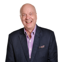 Bob Dearsley at Accounting & Finance Show Asia 2018