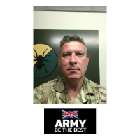 Steve Hayzen-Smith, Senior Operator - Class 1 (SUAS) Unmanned Air Systems, British Army