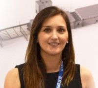 Laura Sartore at Power & Electricity World Philippines 2018
