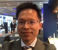 Michael Zeng at Power & Electricity World Philippines 2018