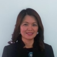 Brenda Baylon at Power & Electricity World Philippines 2018