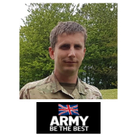 Andrew Huggins, Chief Air Engineer Miniature Unmanned Air Systems, British Army