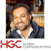 Ravindran Mahalingam at Carriers World 2018