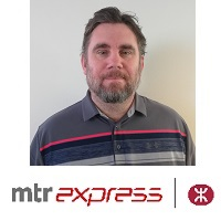 Fredrik Blomberg, Chief Revenue Officer, MTR Express