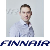 Juha Karstunen, Digital Transformation Lead, Finnair