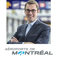 Aymeric Dussart, Director of Technologies and Innovation, Aeroports De Montreal