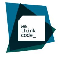 WeThinkCode at EduTECH Africa 2018
