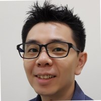 Ken Leong at Accounting & Finance Show Asia 2018