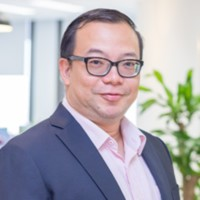 Cecil Su at Accounting & Finance Show Asia 2018