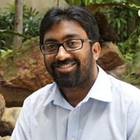 Mr Murali Haripalan at The Solar Show Sri Lanka 2018