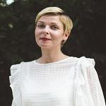 Daria Julkowska at World Orphan Drug Congress 2018