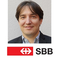 Daniel Boos, Head of User Experience, SBB CFF FFS