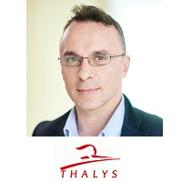 Charles Bernheim, Head of Services, Thalys