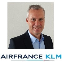 Marc Van Eijs, Director information management Customer Marketing for Air France, Air France KLM