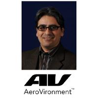 Hamed Khalkhali at The Commercial UAV Show