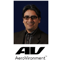 Hamed Khalkhali at The Commercial UAV Show
