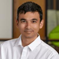 Aarjav Trivedi at MOVE 2019