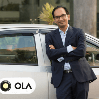 Ankit Jain, Vice President And Head Of Ola Play, OLA